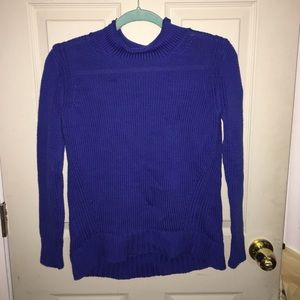 J. Crew 1988 Rollneck Cotton Sweater